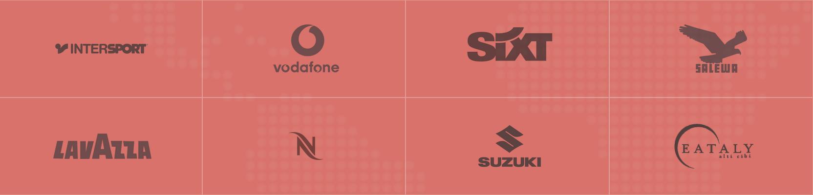 ISC-CX Customer Logos